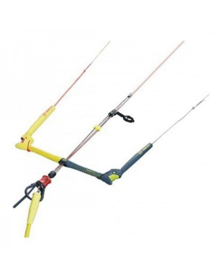 SET DE LIGNE KITESURF NORTH QUAD CONTROL