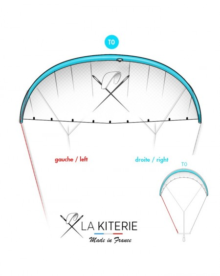 RRD ADDICTION - KITESURF Bladder